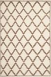 Safavieh Mosaic Mos160a Ivory / Brown Area Rug