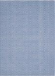 Safavieh Montauk MTK811B Blue - Ivory Area Rug