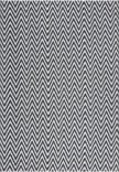 Safavieh Montauk MTK812D Black - Ivory Area Rug