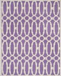 Safavieh Newport Npt434b Purple / White Area Rug