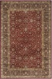 Safavieh Persian Garden Peg606r Red - Brown Area Rug