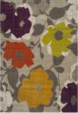 Safavieh Porcello Prl7726c Grey / Yellow Area Rug