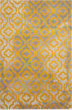Safavieh Porcello Prl7734c Light Grey - Yellow Area Rug