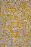 Safavieh Porcello Prl7737c Light Grey - Yellow Area Rug
