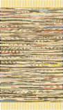 Safavieh Rag Rug Rar121h Yellow / Multi Area Rug