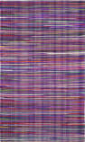 Safavieh Rag Rug Rar240c Purple - Multi Area Rug