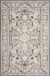 Safavieh Reflection Rft665b Dark Grey - Cream Area Rug