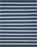Ralph Lauren Hand Woven Rlr2462a Admiral Navy Area Rug
