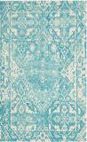 Safavieh Restoration Vintage Rvt532c Light Blue - Ivory Area Rug