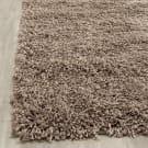 Safavieh California Shag Sg151-2424 Taupe Area Rug