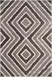 Safavieh Memphis Shag SG834T Taupe - Grey Area Rug