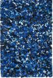 Safavieh Shag Sg951c Blue - Multi Area Rug