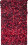 Safavieh Shag Sg951e Red - Multi Area Rug