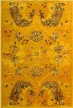 Safavieh Silk Road SKR195A Gold Area Rug