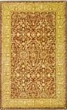 Safavieh Silk Road SKR213G Maroon / Ivory Area Rug