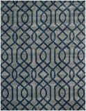 Safavieh Soho SOH411A Grey / Dark Blue Area Rug