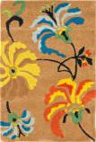 Safavieh Soho SOH740A Brown / Multi Area Rug