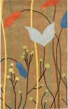 Safavieh Soho Soh746b Brown / Multi Area Rug