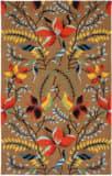 Safavieh Soho SOH771B Light Brown / Multi Area Rug
