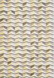 Safavieh Studio Leather Stl173a Ivory - Yellow Area Rug