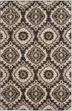 Safavieh Tunisia Tun292b Brown - Creme Area Rug