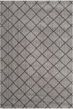 Safavieh Tunisia Tun294k Grey - Black Area Rug