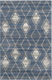 Safavieh Tunisia Tun296l Light Blue - Cream Area Rug