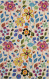 Safavieh Four Seasons Frs427a Ivory / Multi Area Rug