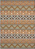 Safavieh Veranda Ver095-752 Terracotta / Chocolate Area Rug