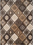 Safavieh Vintage Vtg577f Black - Ivory Area Rug