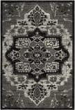 Safavieh Vintage Hamadan VTH221K Light Grey Area Rug