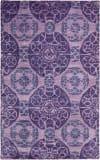 Safavieh Wyndham Wyd376j Purple Area Rug