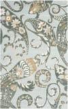 Safavieh Wyndham Wyd377b Blue / Multi Area Rug