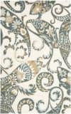 Safavieh Wyndham Wyd377c Ivory / Multi Area Rug