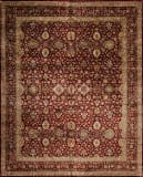 Samad Silver Screen Fairbanks Red - Red Area Rug