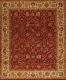 Samad Empire Astor Red - Ivory Area Rug