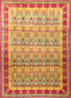 Solo Rugs Arts & Crafts  8'10'' x 12'2'' Rug