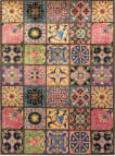 Solo Rugs Eclectic  9'2'' x 12'3'' Rug