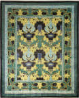Solo Rugs Arts & Crafts  8' x 9'10'' Rug