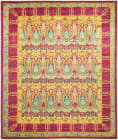 Solo Rugs Arts & Crafts  8'1'' x 9'7'' Rug