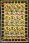 Solo Rugs Arts & Crafts  6'3'' x 9'1'' Rug