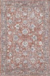 Solo Rugs Transitional S7024-REDG  Area Rug