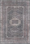 Solo Rugs Transitional S7027-BLUE  Area Rug