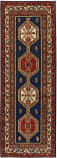 Persian Carpet Classic Revival Bidjar AP-1A Navy Area Rug