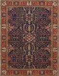 Persian Carpet Classic Revival Joshegan AP-34A Navy Area Rug
