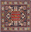 Persian Carpet Classic Revival Shahsavan AP-60 Navy Area Rug