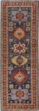 Persian Carpet Classic Revival Karajeh AP-6A Red Area Rug