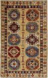 Persian Carpet Classic Revival Konya AP-8 Gold Area Rug