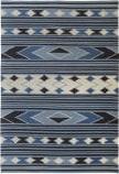 Southwest Looms Indigo IND-4 Blue Yonder Area Rug