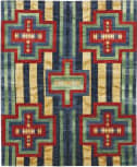 Southwest Looms Pendleton Reserve SW-5A Chief Blanket Area Rug